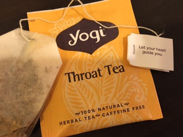 yogi teaメッセージ