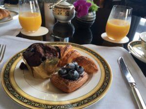 リッツ朝食 自分の欲求を優先